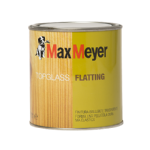 Top Glass flatting a solvente di Max Meyer