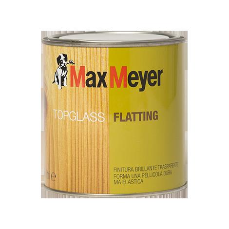 Top Glass flatting a solvente di Max Meyer