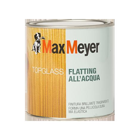 Topglass all'acqua di Max Meyer