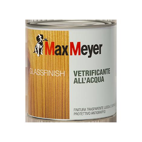 Glassfinish all'acqua di Max Meyer