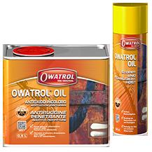 Owatrol oil antiruggine