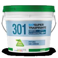 Bianco 301 Bio super Traspirante